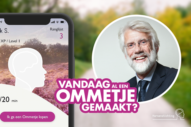 App van de week: gamify je dagelijkse wandelingen met Ommetje