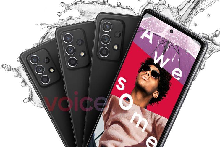 Samsung houdt lancering op 17 maart, Galaxy A52 en A72?