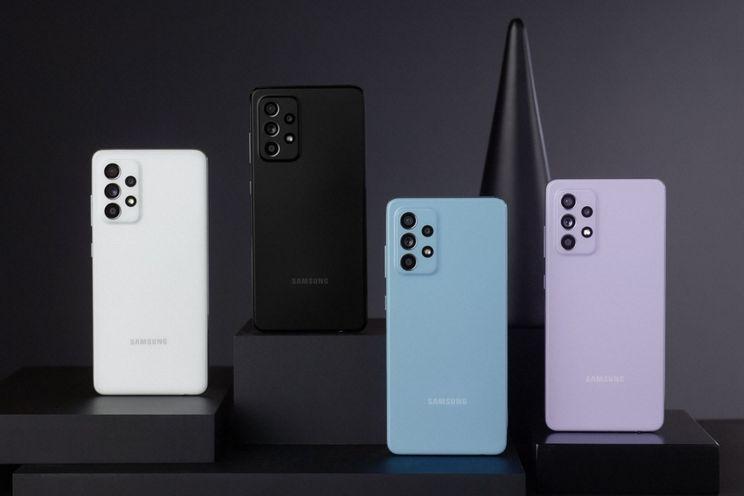 Samsung Galaxy A52 en A72 kopen: bij deze winkels kun je terecht