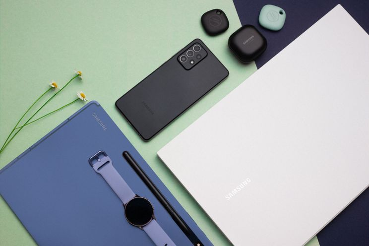 'Samsung Galaxy Tab S8 Ultra krijgt een reusachtig 14,6-inch scherm'