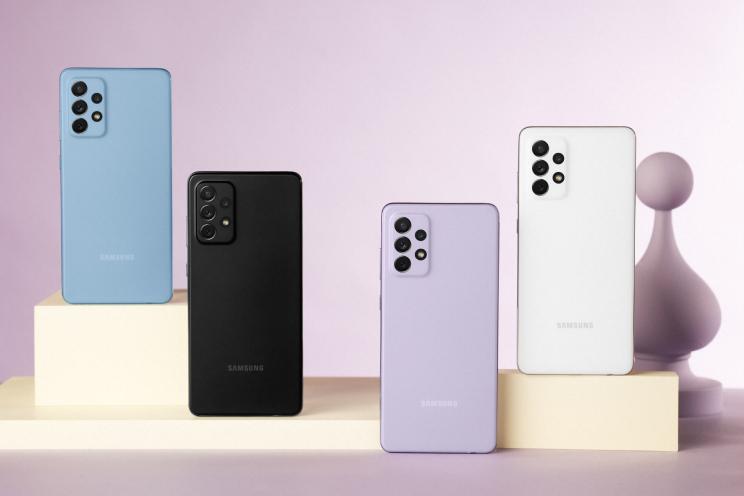 Samsung Galaxy A52 en A72 officieel: alles wat je wil weten