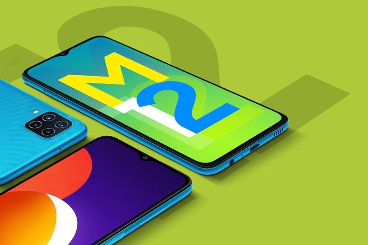 Samsung Galaxy M12 officieel: budgettoestel met 90 Hz scherm
