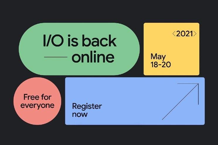 Google I/O 2021-livestream: bekijk de keynote met alle aankondigingen