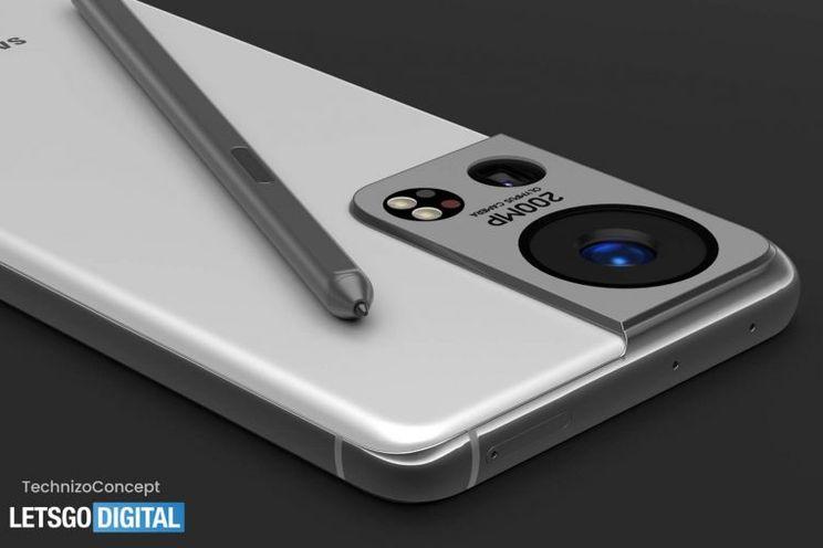 'Dit is de Samsung Galaxy S22 met Olympus camera'