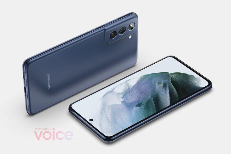 'Samsung positioneert zijn Galaxy S21 FE als de Note 20-opvolger'