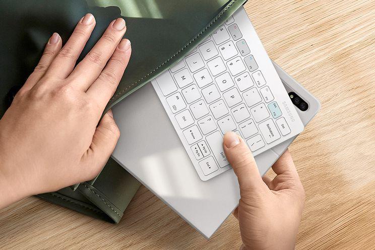 Samsung lanceert compact toetsenbord voor 44,99 euro