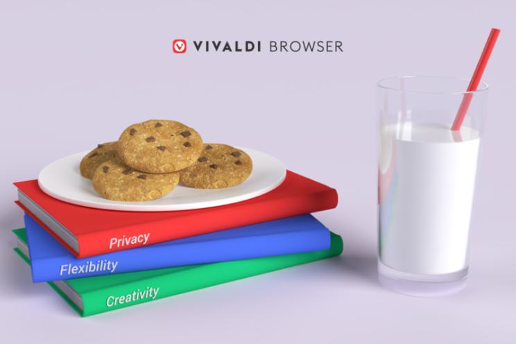 Vivaldi-browser blokkeert nu alle diagloogvensters voor cookies