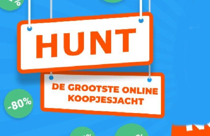 iBood Hunt, twee dagen koopjes jagen (ADV)