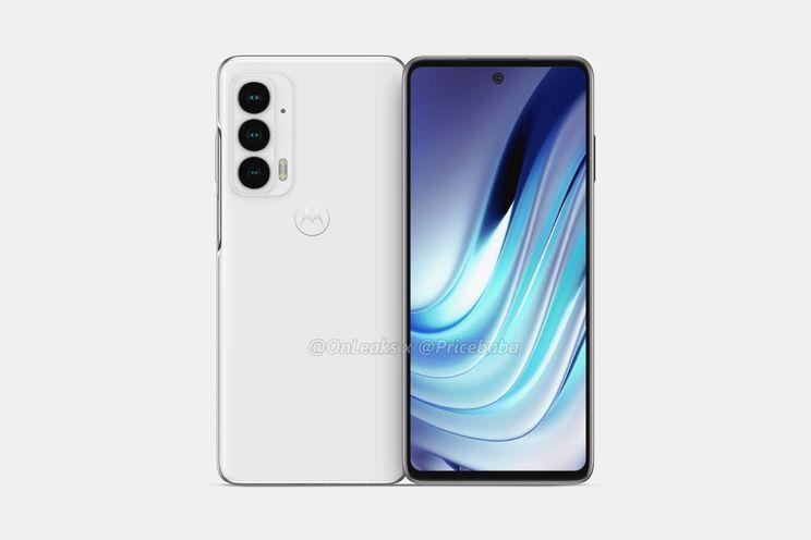 'Motorola Edge 20-flagship komt op 29 juli, dit zijn de renders'