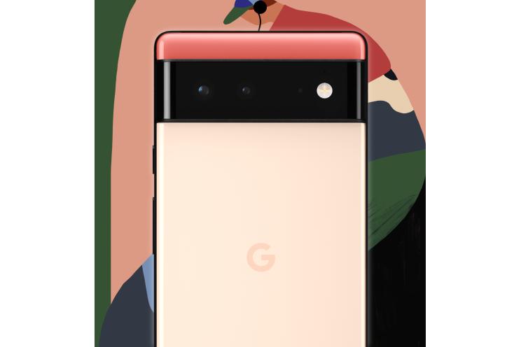 Officiële Pixel 6-achtergronden nu al te downloaden (Update 2!)