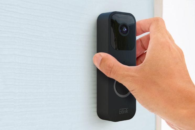 Amazon Blink draadloze videodeurbel kost 59,99 euro in Nederland