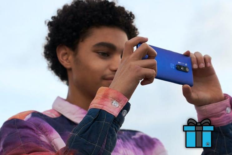 AW Weggeefweek 2021, win een OnePlus 8 Pro!