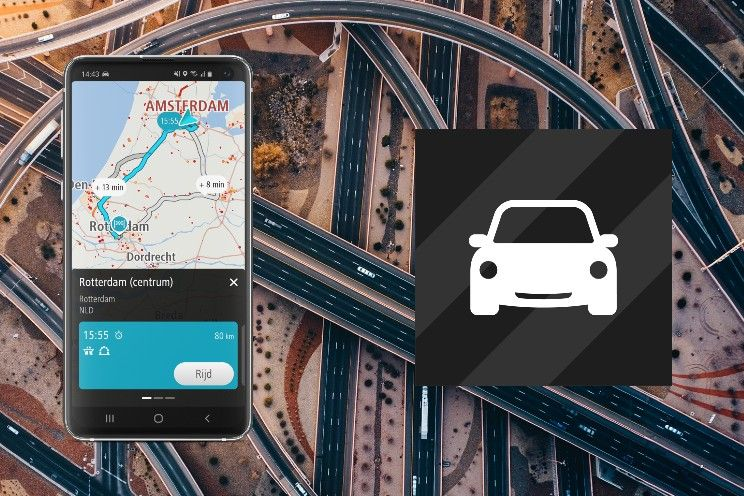 TomTom Go Navigation app: gebruik nu 30 dagen helemaal gratis (adv)