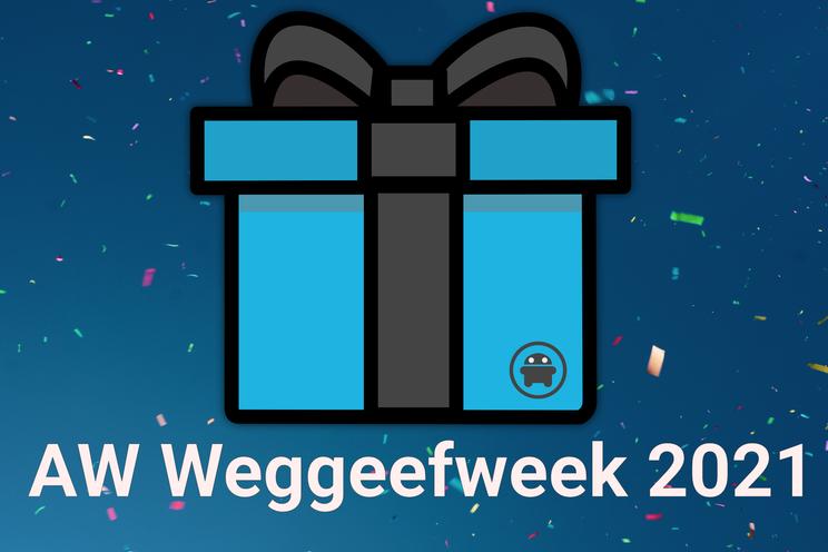AW Weggeefweek 2021: win onze mystery box!