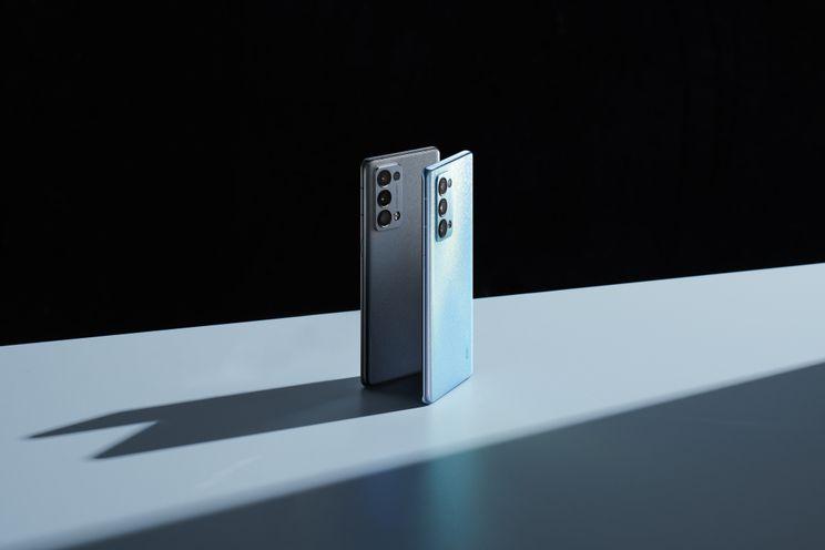 OPPO Reno 6 (Pro) officieel: glanzende telefoons met 5G