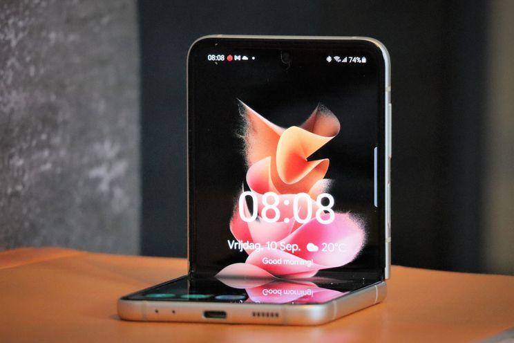 Samsung Galaxy Z Fold 3 en Z Flip 3 zijn 1 miljoen keer verkocht