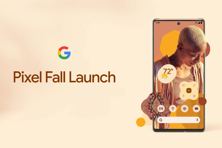 Google bevestigt: Pixel 6 (Pro) op 19 oktober aangekondigd