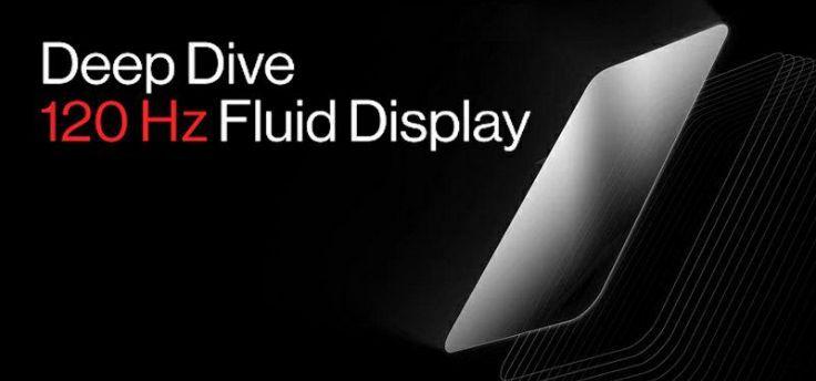 OnePlus toont de werking van zijn 120Hz-scherm in een video
