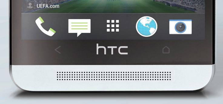 'Screenshot HTC Sense 6 lekt uit en laat on-screen-knoppen zien'
