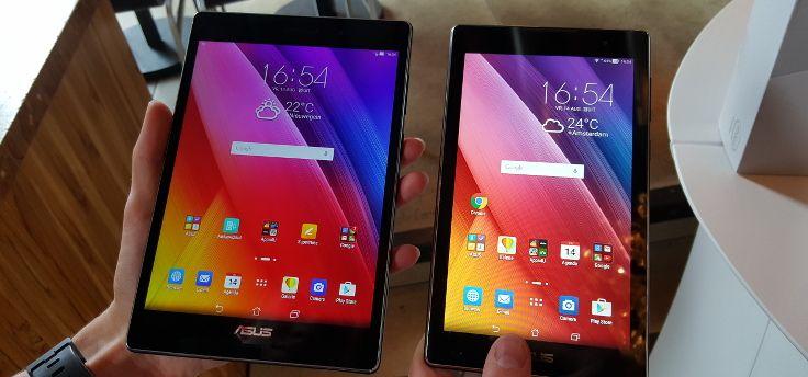 ASUS presenteert goedkope ZenPad-tablets [hands-on]