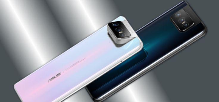 ASUS ZenFone 7 (Pro) officieel: randloos met bijzondere 'flip-camera'
