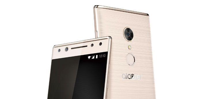 Alcatel 5: selfie-smartphone met bijna randloos uiterlijk