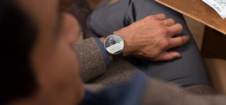 Android Wear 2.0: grootste update ooit voor wearables