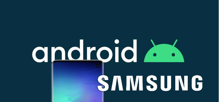Samsung Galaxy S10: uitrol Android 10 in Nederland van start
