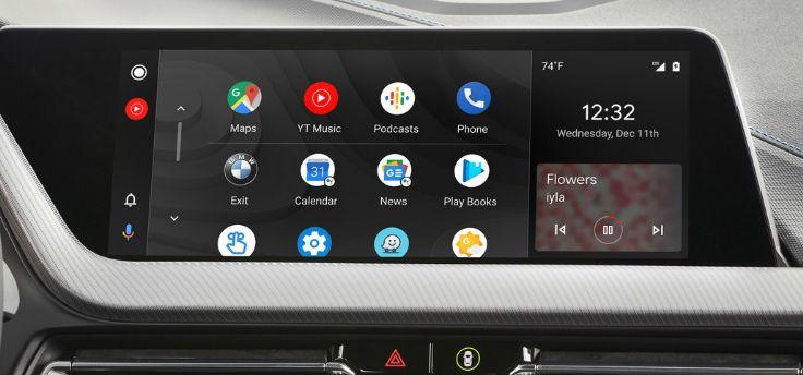 Android Auto komt naar BMW's in 2020 met Wireless-ondersteuning