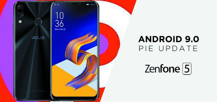 Uitrol Android Pie voor ASUS ZenFone 5 van start