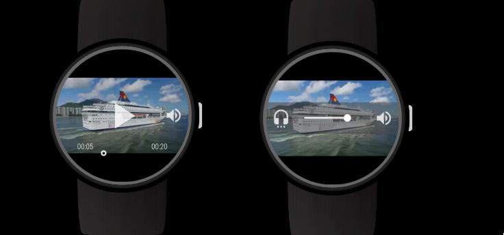Films kijken op je smartwatch doe je met Video Gallery for Android Wear
