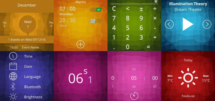 AsteroidOS: open-sourcebesturingssysteem voor Android Wear-smartwatches
