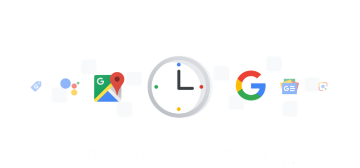 Zo verwijder je automatisch je Google-data na 3 of 18 maanden