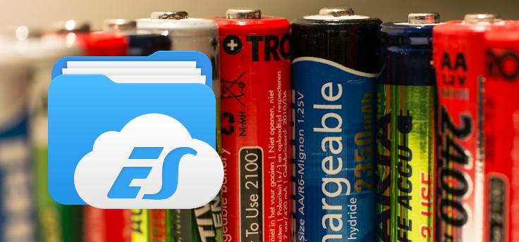 ES File Explorer-update brengt schimmige adware naar filemanager
