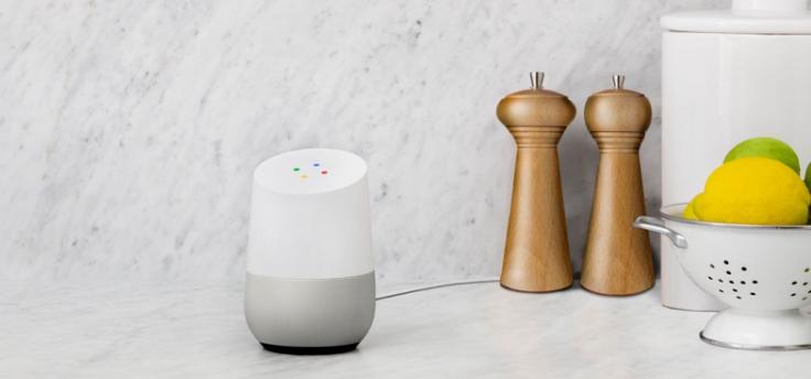 Google voegt stereo-pairing toe aan Google Home en Home Mini