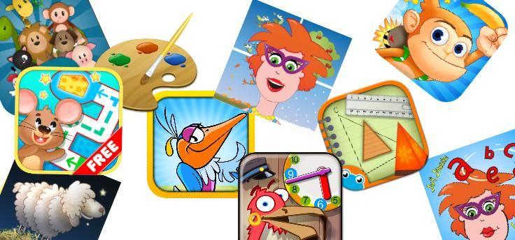 10 Android-apps voor kinderen