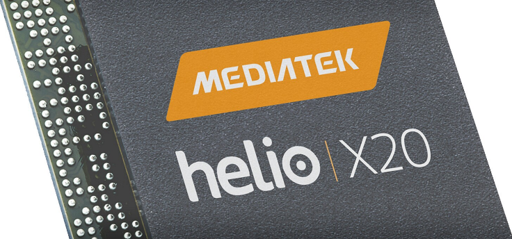 MediaTek ontkent hitteproblemen Helio X20-chipset