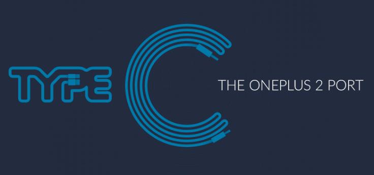 OnePlus 2 krijgt USB-C poort