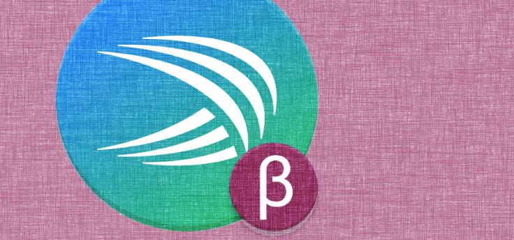 Update SwiftKey Beta: nieuwe statistieken over jouw typegedrag