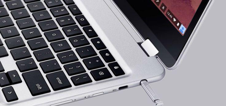 Dit is Cheza: een Chromebook met Qualcomm Snapdragon 845 en Assistent-knop