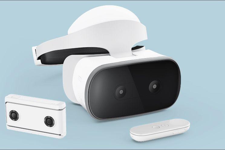 Zelfstandige Daydream-bril Lenovo Mirage Solo vanaf nu in de verkoop