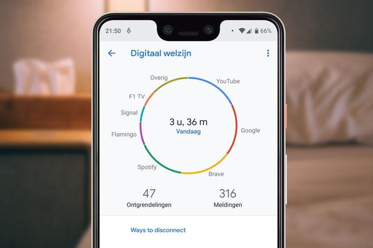 Focusmodus voor Digitaal Welzijn is nu beschikbaar in Android 9 Pie