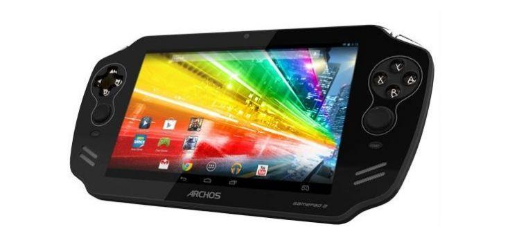 ARCHOS Gamepad 2 even online te zien: quad-core processor en 2 GB RAM