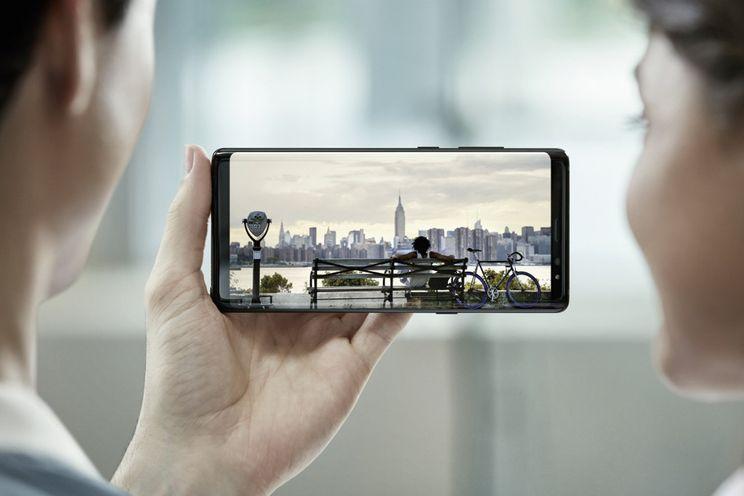 Samsung Galaxy Note 8 krijgt Super Slow-Mo en AR Emoji