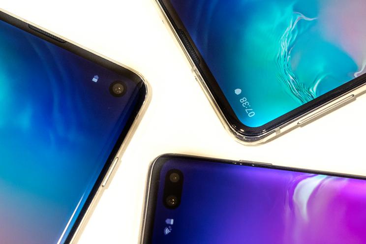 Samsung Galaxy S10: Snapdragon 855-variant neemt het op tegen de Exynos 9820