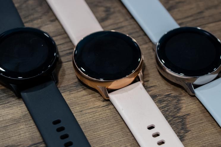 Samsung Galaxy Watch Active en Galaxy Fit officieel