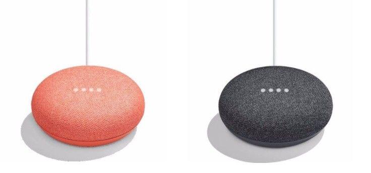 'Dit is de Google Home Mini die 49 dollar gaat kosten'