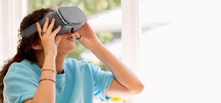 Daydream View kopen kan vanaf 10 november voor € 69