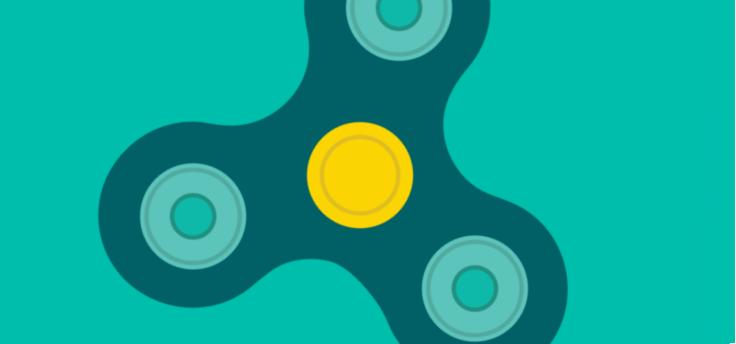 Hier is de Fidget Spinner van Google verborgen