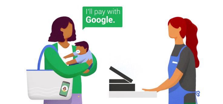 Nieuwe Google Hands Free-video toont details contactloos betaalsysteem